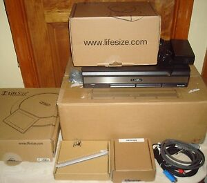Lifesize Room 220i Hd Video Conferencing W camera 10x 2nd Gen Phone micpod