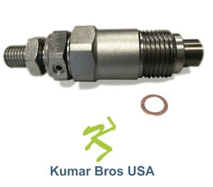 New Kubota D750 Fuel Injector Nozzel Assy