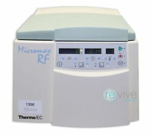 Thermo Iec Micromax Rf Refrigerated Centrifuge