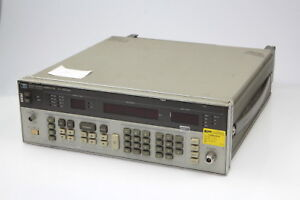 Hp 8656a Signal Generator 0 1 990 Mhz