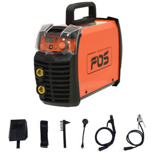 Mma Tig Arc Igbt Welding Machine 200 Amp 110 220v Welder Dc Inverter Led Display