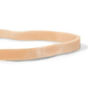 Cwc 33 Rubber Bands 33 3 1 2 X 1 8 Crepe pack Of 25 Boxes
