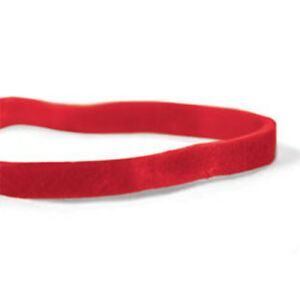 Cwc 32 Rubber Bands 3 X 1 8 Red Compound pack Of 25 Boxes