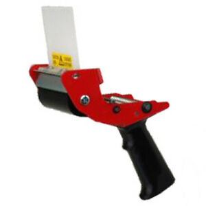 Cwc Hand held Packing Tape Gun Piston Grip Tape Dispenser Model t538
