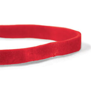 Cwc 64 Rubber Bands 3 1 2 X 1 4 Red Compound pack Of 25 Bag