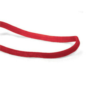 Cwc 16 Rubber Bands 2 1 2 X 1 16 Red Compound pack Of 25 Bag