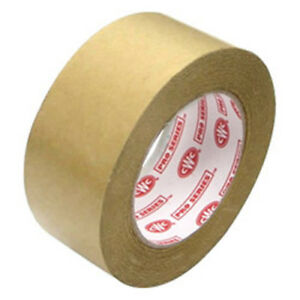 Cwc Paper Packing Tape Pressure sensitive Backing 5 9 Mil 2 x 60 Yds 24 Rolls
