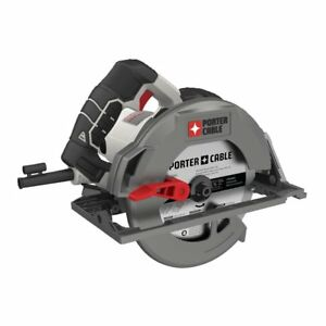 Porter cable Pce310 15 Amp 7 1 4 Heavy Duty Magnesium Shoe Circular Saw