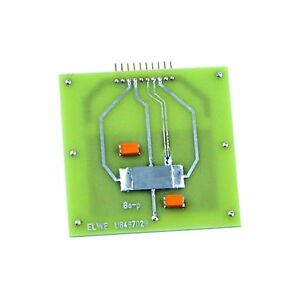 3b Scientific P doped Germanium On Printed Circuit Board 70mm Length X 70mm W