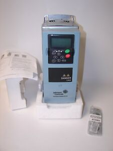New Johnson Controls Vs007410a 00000 Vsd Series Variable Speed Drive 7 5hp 480v