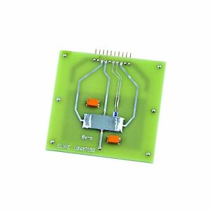 3b Scientific N doped Germanium On Printed Circuit Board 70mm Length X 70mm W