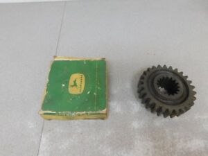 John Deere Styled A 60 630 Tractor Nos 2nd 5th Speed Pinion Gear A4025r 10916