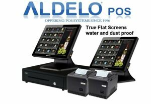 Aldelo Pos Pro All In One Pizza Pos System 5 Years Warranty