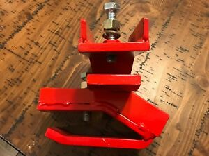gouge Guard Bucket Guides pavement Savers Tractor Skid Loader Pay Loader