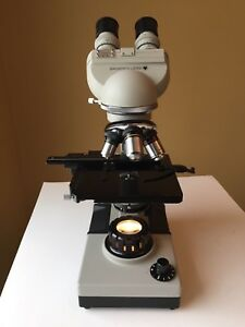 Bausch Lomb Compound Biological Microscope Galen I Updated Price
