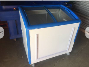 Moving Sale Commercial Ice Cream Chest Freezer Restaurant Bakery