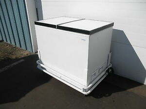 Used Commercial Fricon Chest Freezer restaurant