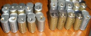 Interchangeable Core Small Format I c Core Cylinders 6 Or 7 Pins 20 Used