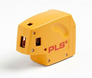 Pls Laser Pls 60541 5 Level Tool Yellow Rotary Lasers Levels Autolevels Business