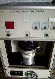 Tsi 8110 Automated Filter Tester
