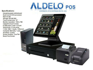 Aldelo Pos Pro For Buffets Cafes Coffee Delis Pastry Pizza Yogurt Complete Pos
