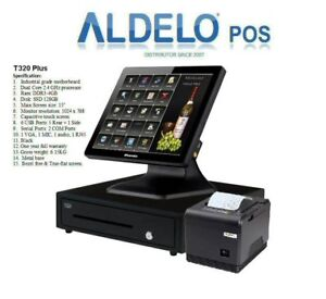 Aldelo All In One Dine In Pos Pro Restaurant Complete System