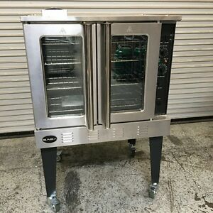 New Gas Convection Oven Saba Gco613 6430 Commercial Baking Cooking Oven Nsf