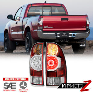 Factory Led Style For 05 15 Toyota Tacoma Tail Light Brake Signal Lamp Lh Rh