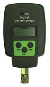 Tpi 605 Digital Vacuum Gauge Hvac
