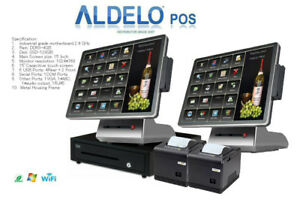 Aldelo Pro Pos Asian Mexican Italian Seafood Steakhouse Computer System