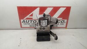 08 09 Toyota Sequoia 5 7l Anti Lock Brake Abs Pump
