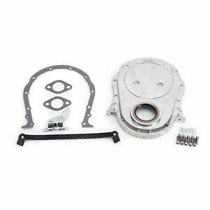Edelbrock 4241 Timing Cover Chevy Big Block Front Cover