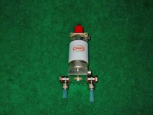 Used Good Comet Variable Vacuum Capacitor Cvmo 500ac 5 bfa m 6 500pf Cv05c 500m