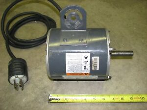 Us Electric Motor 481449 1725 Rpm 230 460 Vac 3 phase