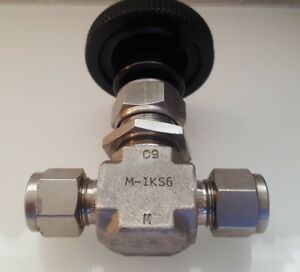 Whitey Swagelok New Monel Needle Valve 3 8 In M 1ks6
