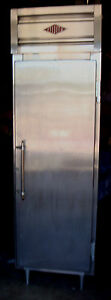 Utility Commercial Freezer With Shelves Self Contained Nsf