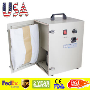 Dental Digital Dust Collector Vacuum Cleaner For Sandblasters Polishing Table