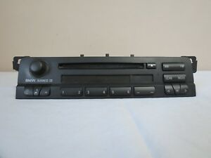 02 03 04 05 06 Bmw E46 3 series Radio Am Fm Business Cd Mp3 6 Disc Player Oem