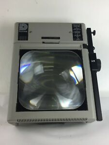 Dukane 28a663 Overhead Projector With Case