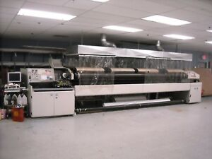 Vutek 5300 Solvent Printer