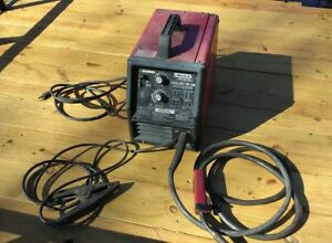 Lincoln Sp 100 Mig Flux Core Wire Welder 110 V