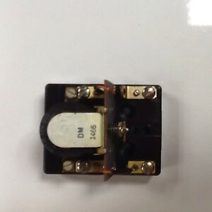Square D Ac Control Relay Class 8501 Type C0 3 Seriesa