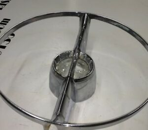 1956 Oldsmobile And Others Horn Ring W Center Button