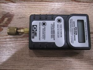 Jb Industries Dv 22n Leak Proof Digital Vacuum Micron Gauge