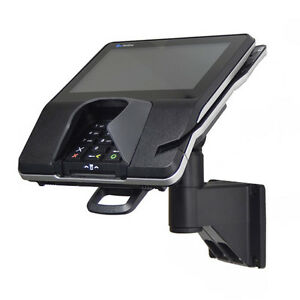 Credit Card Stand For Verifone Mx915 925 Wall Mount Kit With Lock