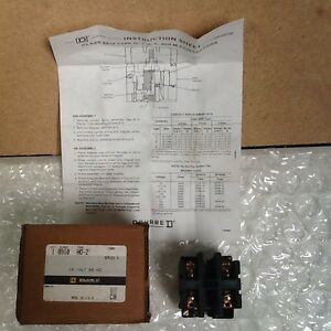 Square D 8910 Contactor Type Ho 2