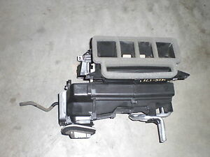 10 11 Subaru Impreza 2 5i Heat Heater Core Box Housing Assembly Oem Element