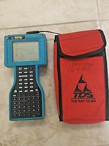 Tds Trimble Ranger Rngr 00002077 Total Station Surveying Handheld Computer Case