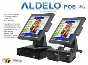 Aldelo Pos Pro Aio Dine In Restaurant Pos System Approved For Aldelo Pro