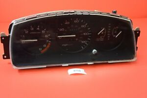 C 3 92 95 Usdm Honda Civic Eg Instrument Gauge Cluster Speedometer Unit 158k
